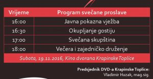 Program svečane proslave